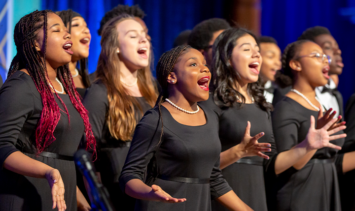 Children of the Gospel Choir